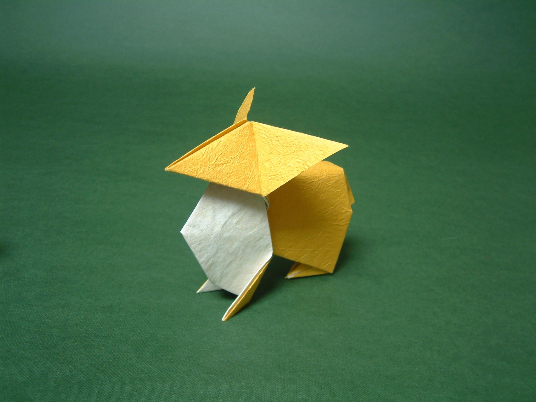 Origami Horse Instructions Youtube