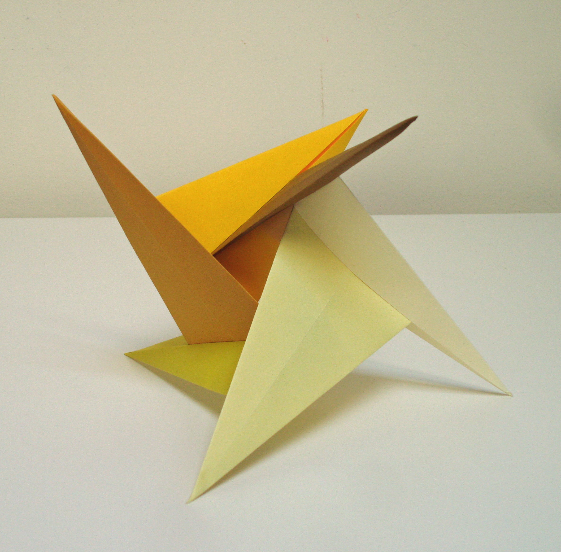 Diagrams David Brill Modular Free Instructing You How To Fold Unit Origami Models