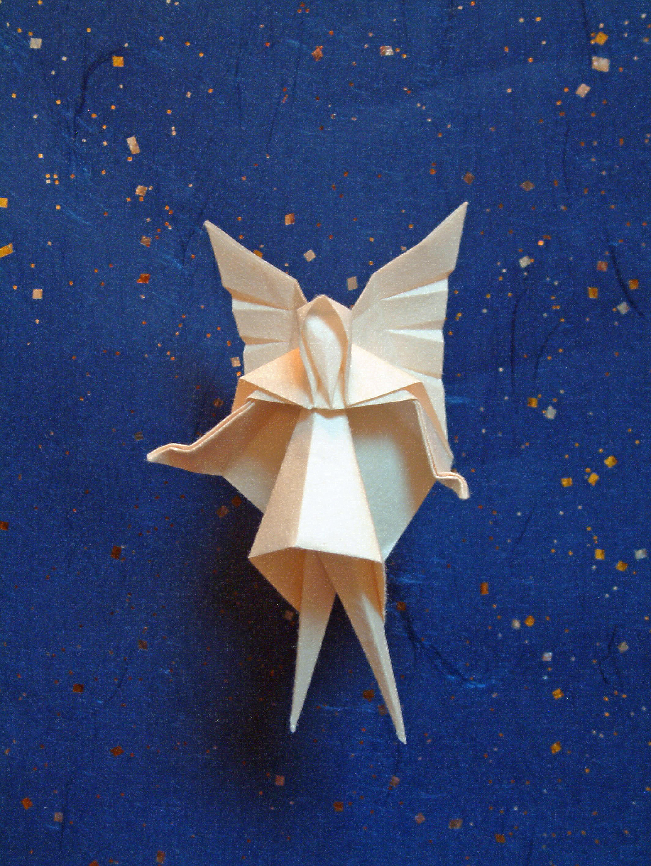 Origami Angel Free Diagram Download Wire Data Schema