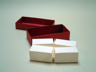 Rectangular box and Block Flexicube