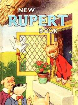 The Rupert Book 1946