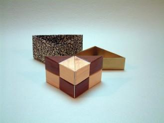 Triangular box and Wedge Flexicube