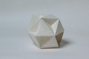 Diagrams: https://vallebird.files.wordpress.com/2015/03/waterbombic-dodecahedron.pdf