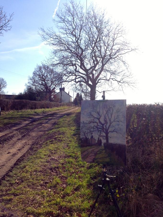 March Oak New House Farm