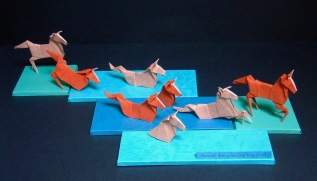 Creative Origami by Kunihiko Kasahara(1967)