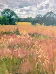 Red grass 2015
