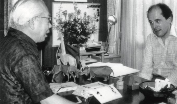 Akira Yoshizawa 14 March 1911 – 14 March2005