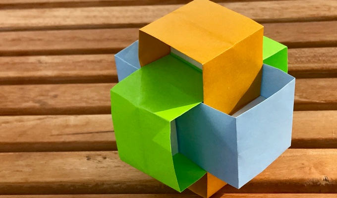 Recent origami